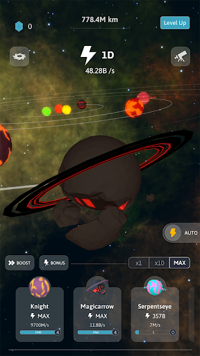 Idle Galaxy screenshots 5