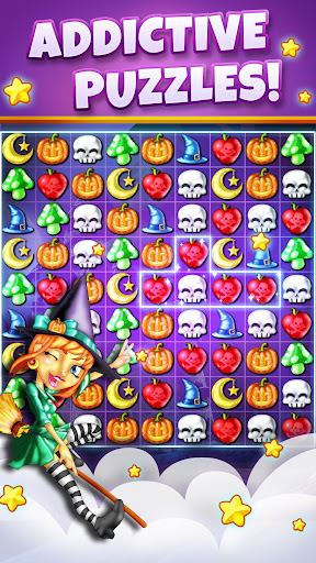 Witch Puzzle - New Match 3 Game 2.10.0 screenshots 1
