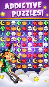 Witch Puzzle - Match 3 Game APK screenshot thumbnail 1