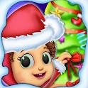 Baby Joy Joy: Fun Christmas Games for Kids icon