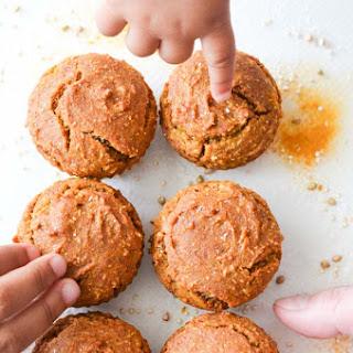 Turmeric Muffins (Gluten Free, Vegan) Recipe