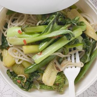 Soup Noodles.