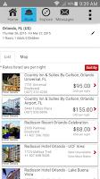 Screenshot of Club Carlson — Hotel Rewards