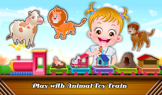 Baby Hazel Learn Animals- screenshot thumbnail