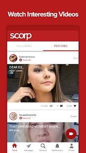 Scorp - Watch videos Screenshot