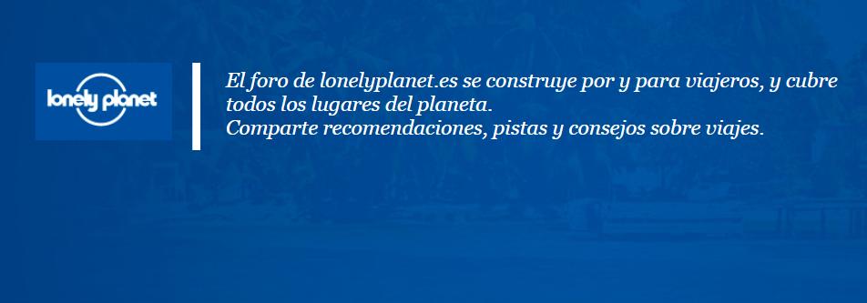 Comunidades de viajeros y nómadas digitales Lonely Planet