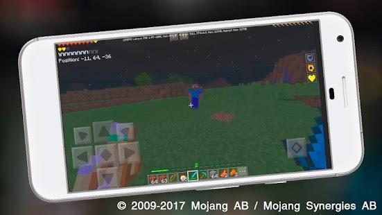 Herobrine mod Minecraft - Find Herobrine in MCPE! - náhled