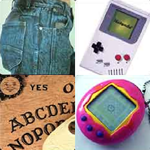 90's Quiz - Guess the 90s