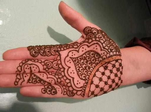 指甲花纹身设计理念