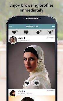 Muslima - Muslim Matrimonials App
