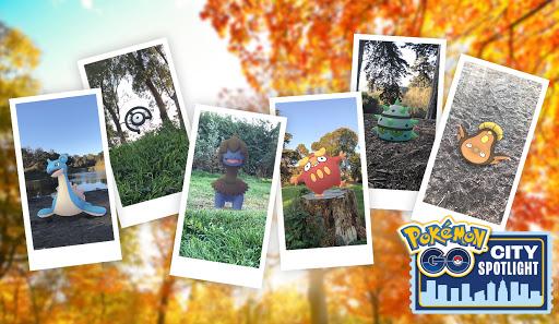 [官方活動]Pokemon GO City Spotlight:和你的夥伴寶可夢攜手探索你所在的城市!