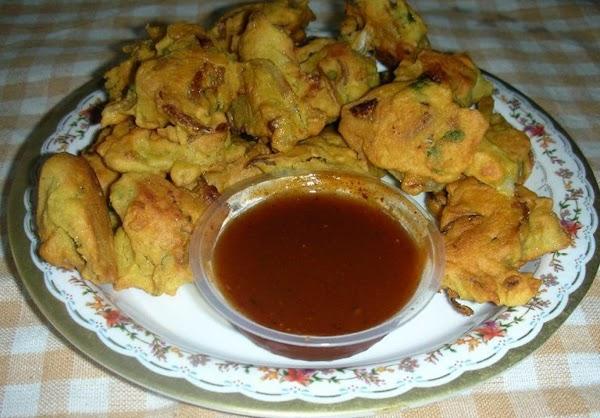Onion Pakora Recipe