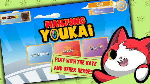 Puzzle with Yo-kai watch
