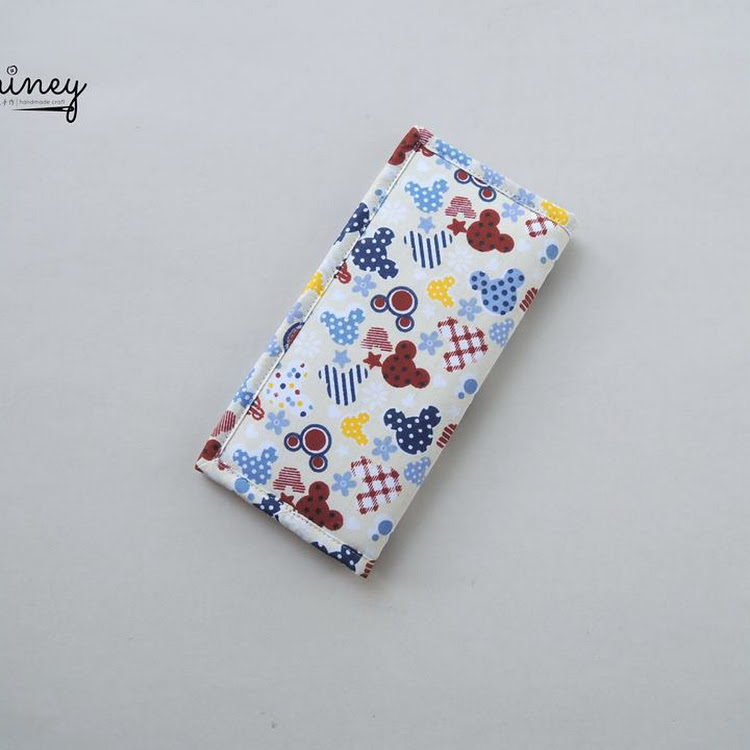 Handmade Long Wallet [Mickeys]