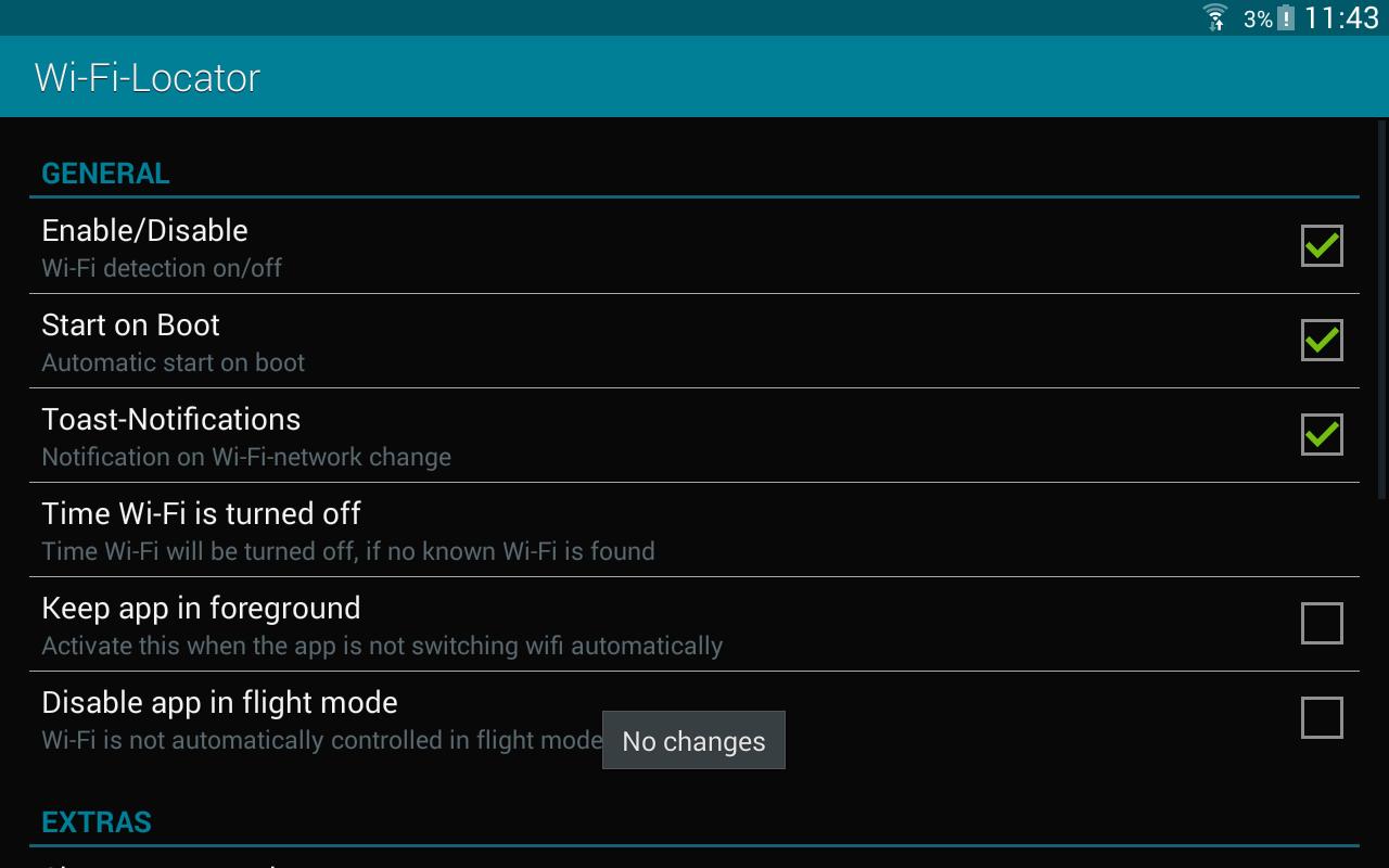 Wi-Fi-Locator- screenshot