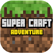 Super Craft Adventure : crafting and Building