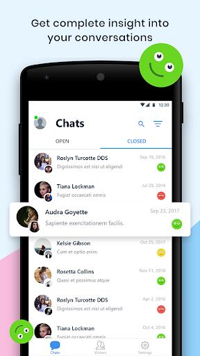 Smartsupp chat screenshots 5