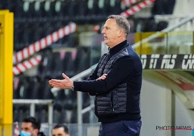 """John van den Brom heureux de la performance de ses joueurs : """"J'ai vu une grande équipe"""""""