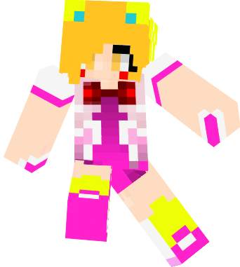 golden Funtime foxy
