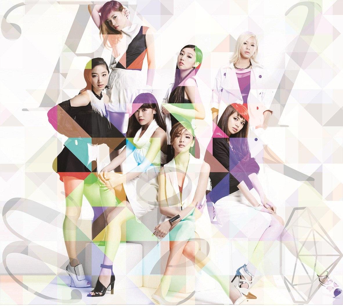"Capa do álbum ""Hanadokei"" - Regular Edition."