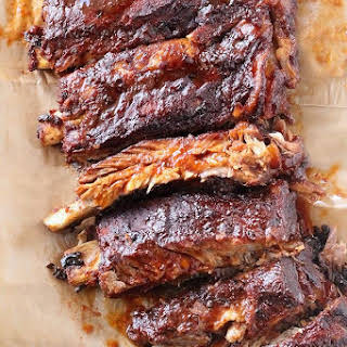 Crock-Pot BBQ Ribs.