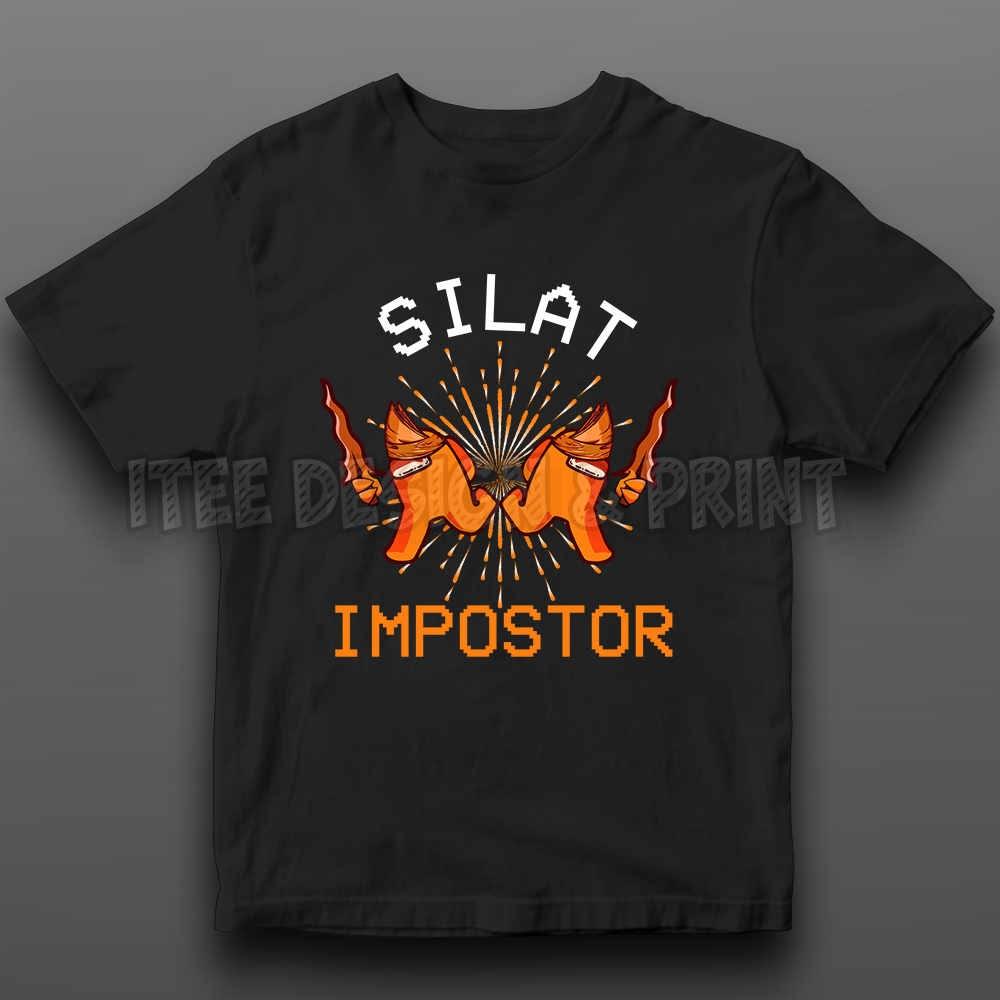 Pencak Silat Among Us Impostor 22