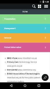 Download Dermatology Patient Pathways For PC Windows and Mac apk screenshot 4