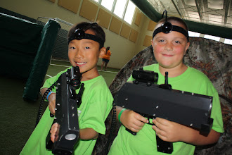 Photo: Battlefield LIVE (Laser Tag)