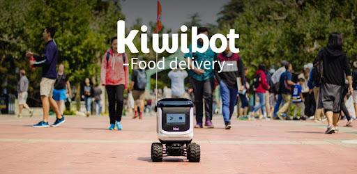 KiwiBot entrega comida con robots en Medellín, Colombia
