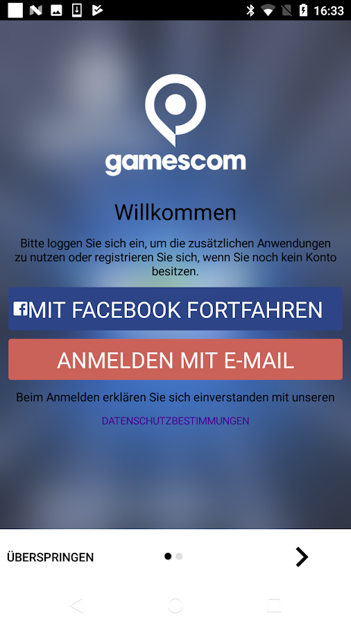gamescom - The Official Guide- screenshot