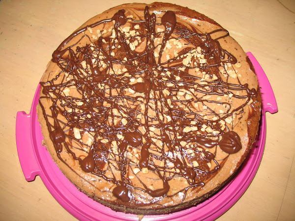 Brownie Swirl Cheesecake Recipe