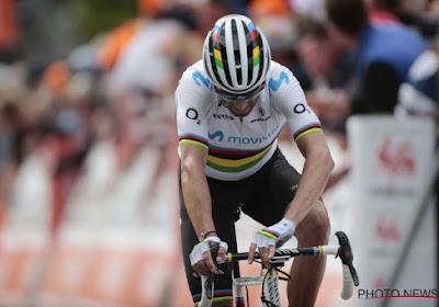 Wereldkampioen Valverde maakt datum van comeback bekend en gooit het dan toch over andere boeg