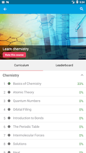 Learn Chemistry via Videos- screenshot thumbnail