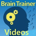 Brain Trainer Videos icon