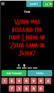 The Epic Quiz of TLOZ - náhled