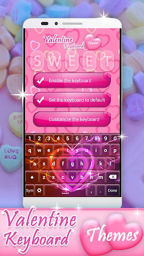 愛情主題鍵盤