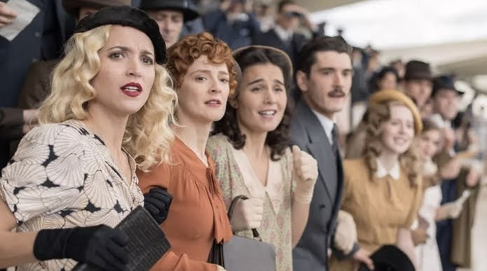 temporada final Parte 2 de Las chicas del cable
