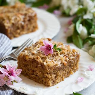 Old Fashion Nut Cake Recipes.