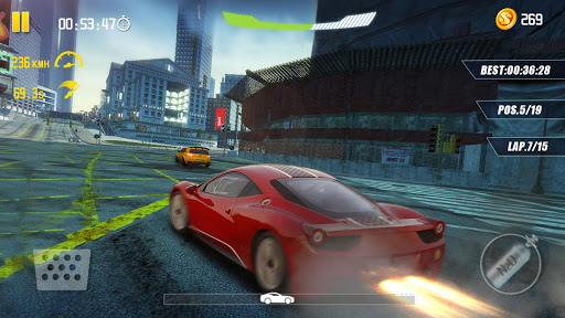 4-Wheel City Drifting  image 12