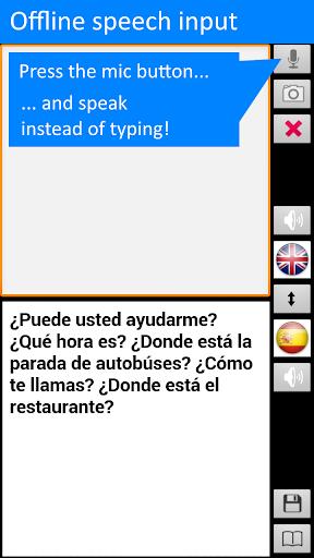 Download Offline Translator: Spanish-English Free Translate