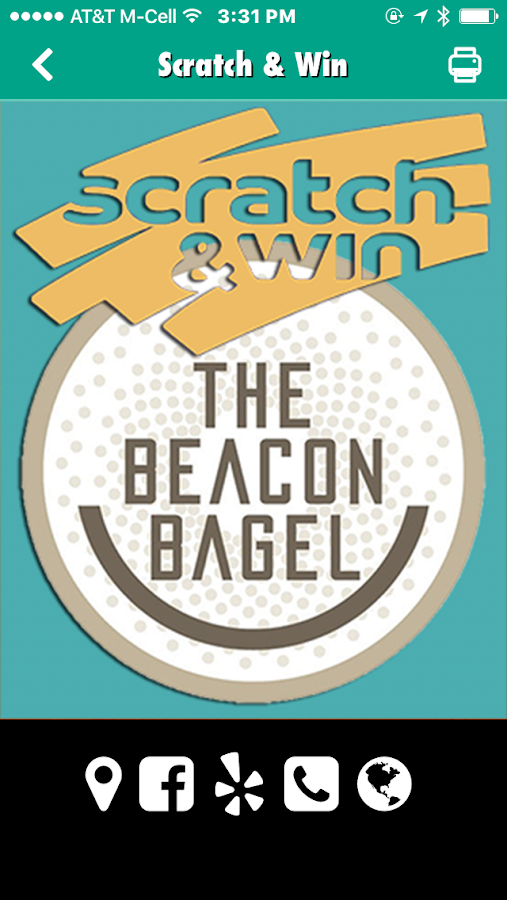 The Beacon Bagel- screenshot