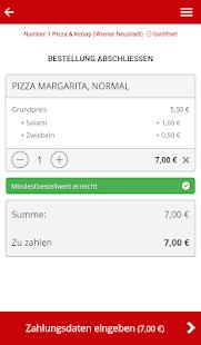 Number 1 Pizza & Kebap for PC-Windows 7,8,10 and Mac apk screenshot 2