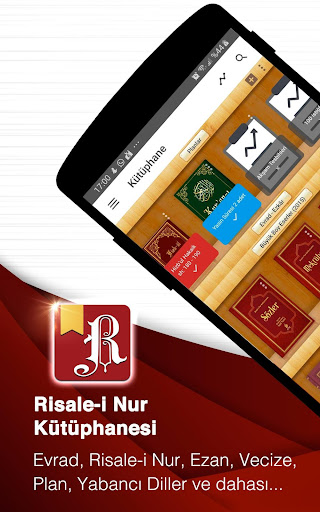 Risale-i Nur Ku00fctu00fcphanesi 7.0.42 screenshots 1