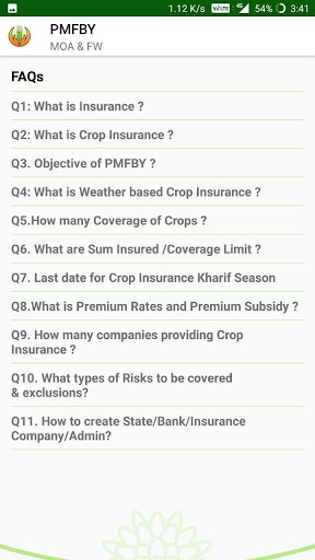 Crop Insurance screenshot 3
