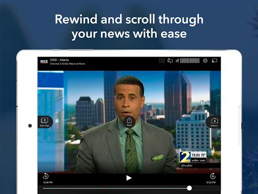 NewsON - Watch Local TV News Screenshot