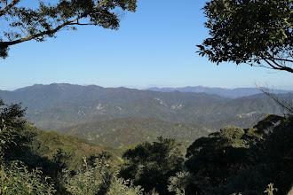 山頂からの展望5(北西方面)