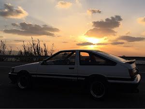 カローラレビン AE86 S61 GT-APEX SPのカスタム事例画像 2ハチさんの2019年01月24日00:08の投稿