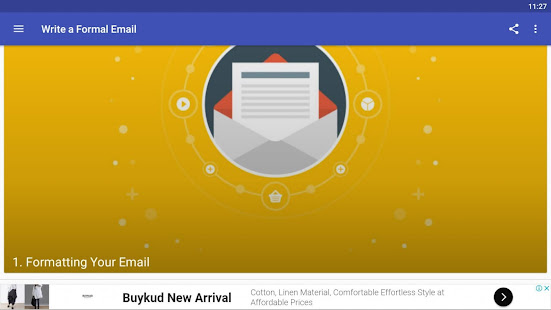 Write A Formal Email Apps Bei Google Play