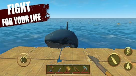 Last Day on Raft Apk Mod Dinheiro Infinito 5