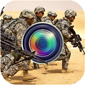 Military Photo Editor: Army